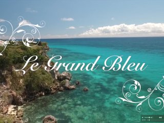 location standing 'LE GRAND BLEU'