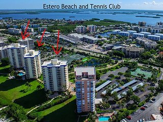 Estero Beach & Tennis Club #502B, Fort Myers Beach
