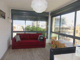 sunny 2 rooms, Jaffa