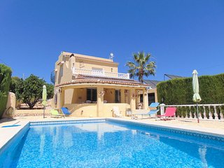 VILLA SOL - Villa with private pool in Calpe