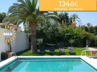 442124 - Olive Tree House, Alicante