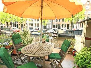 Karins Houseboat, Amsterdam