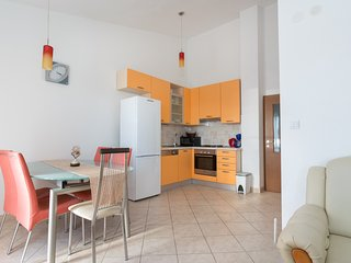 Deluxe apartment with sea view 3, Seget Vranjica