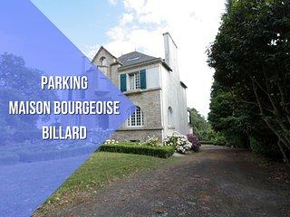 MAISON DE CARACTÈRE + PARKING + BILLARD, Rochefort en Terre
