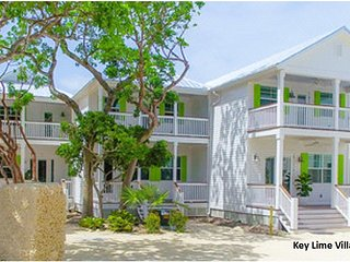 Key Lime Villa 3 - New! 3BR waterfront villa, FL, Matecumbe Key