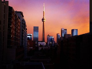 Downtown Toronto Condo w/ CN Tower View! 2bd/2bath