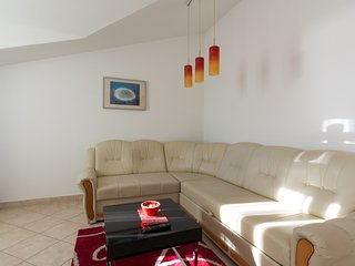 Deluxe apartment with sea view 4, Seget Vranjica