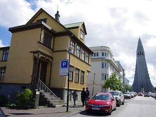 felicia´s flat in city centrum., Reykjavik