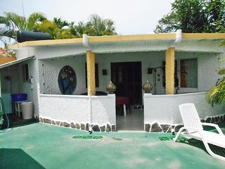 Cottage in gated community Perla Marina, Cabarete