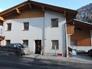 Haus Bergkristall Samnaun Wohnung