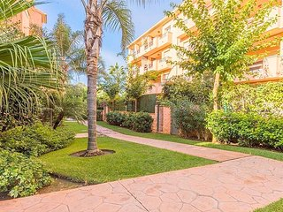 apartment in 500 m from the sea in Carib Playa, Elviria