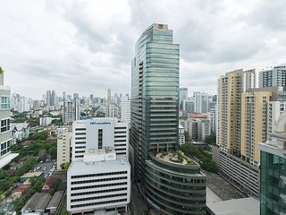 NEW! 1BR Great Views! Sleeps 3 FREE WIFI!, Bangkok