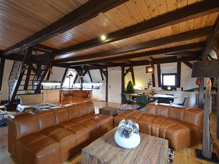 Attic Nerudova I - Iconic three bedroom apartment