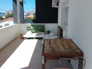 Spacious studio TERRAeSAL with big terrace