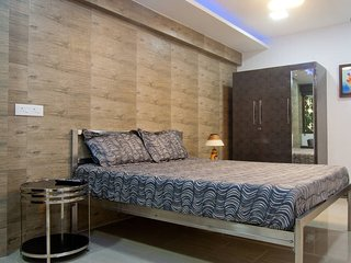 The Pad: Private 1 Bed Apartment at Vashi Navi Mumbai