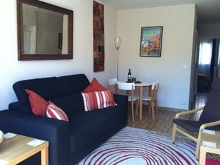 Central 1 bedroomed apartment with sunny terrace, Perpignan