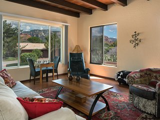 Uptown Spanish-style Charmer with Views, Sedona