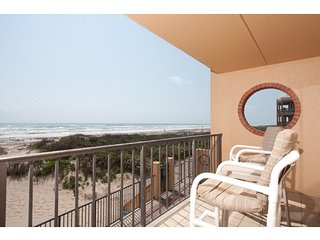 Stunning Beachfront Views, Ilha de South Padre