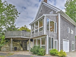 NEW! Alluring 3BR Hyannis House - Steps to Beach!