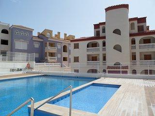 Las Gardenias apartments, Alcossebre, Valencia