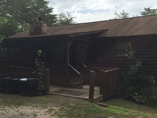 Phoenix Ridge- Ocoee River area cabin rental, Turtletown