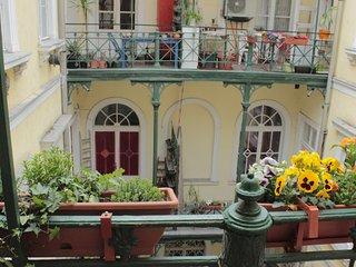 DanubeScree central big & cozy flat, Budapest