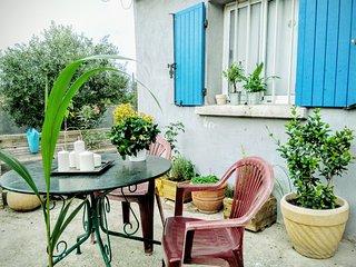 Safaa'house logement entier tout équipé., Chateauneuf-les-Martigues