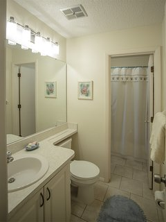 full bath - upper level