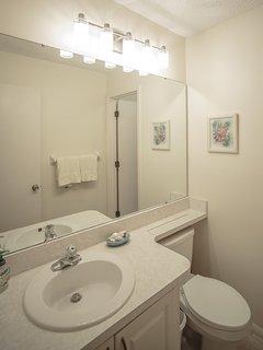 full bathroom - upper level