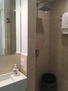 Bathroom- walk in shower