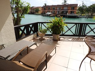 Two bedroom waterfront villa less than 5 minutes