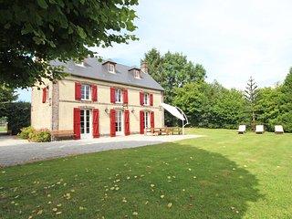 Elégante maison de famille Le Perche Normandie, Saint-Germain-de-Martigny