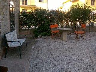Antica dimora nella campagna dell'Umbria ( Casa delle rose)