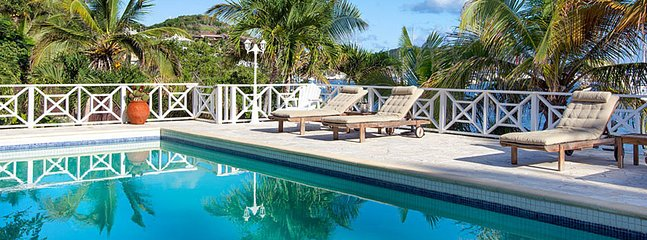 Villa Coralita 4 Bedroom SPECIAL OFFER, Oyster Pond