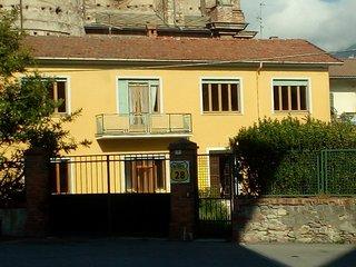 ROUTE 28, Garessio