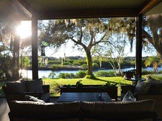 Modern Tranquil River House, Bradenton