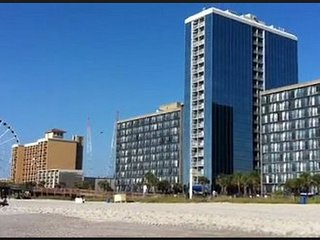 Seaglass Towers - stay on the beach near the strip, Myrtle Beach