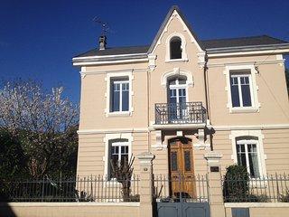 Villa Bel-air à Saint-girons pour 6 personnes