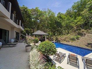 Contemporary style 6 bed pool villa, Kata Beach