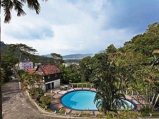 Stunning hillside pool villa at Patong, Karon