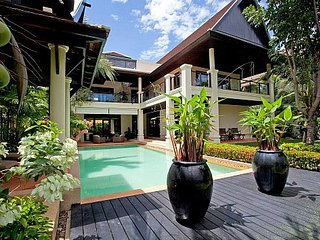 Stylish Layan Beach villa with pool, Bang Tao Beach