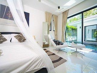 Modern 3 bed villa near Kamala Beach