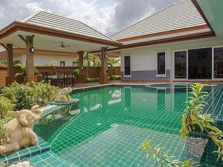 Prime Bangsaray 3 bed pool villa, Na Chom Thian