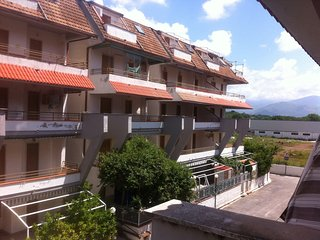 1 bedroom flat just 800 meters to the beach