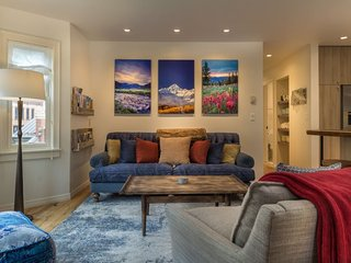 Spruce C - Downtown Telluride Vacation Condo For 4 Guests