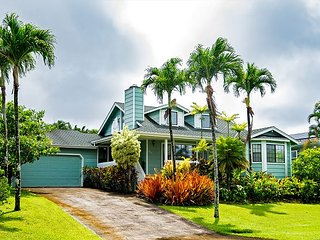 Hale Kohea: Comfortable, Tommy Bahama Furnished Home!
