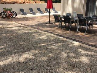 villa 6 personnes, Nans-les-Pins