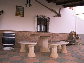 Casa Cueva Cañada de las Piedras en Graena