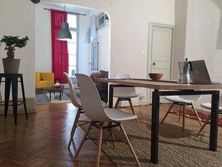 Appartement du 18siecle dans le centre, Montpellier