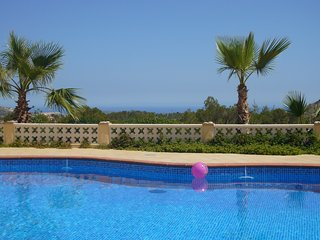 Charming Finca with beautiful views, Finestrat